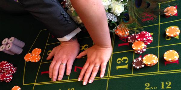 wedding fun casino hire uk